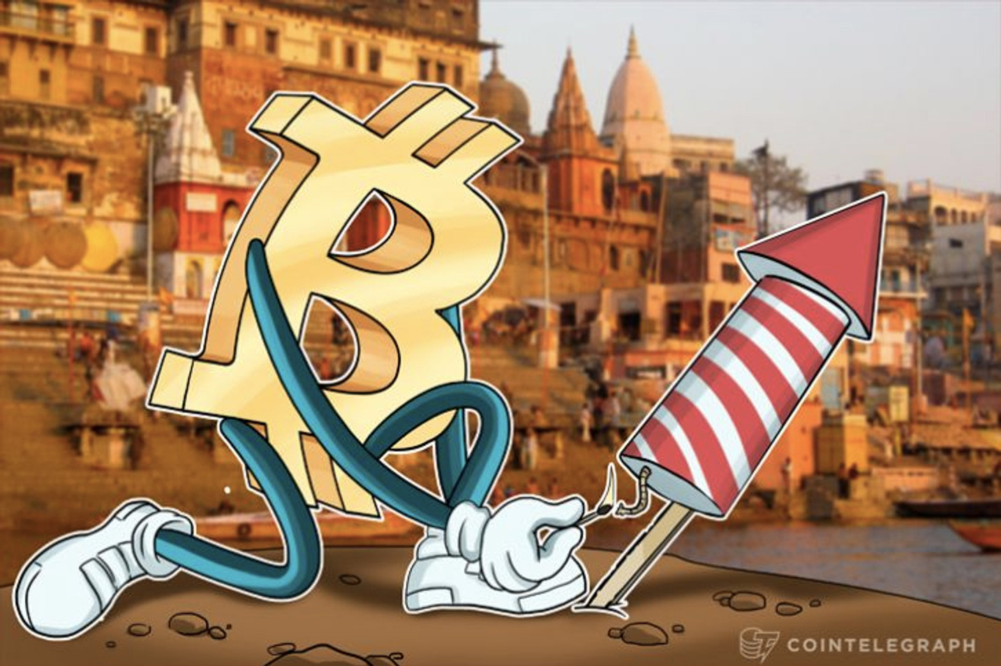 India Hits 10 Percent Of Global Monthly Bitcoin/Dollar Trades