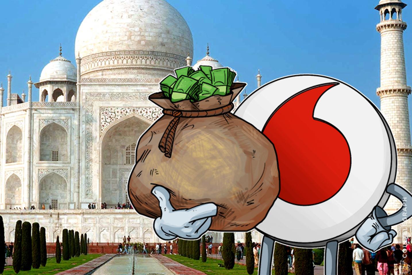 Vodafone Invests $7 Bln in India to Challenge Mukesh Ambani