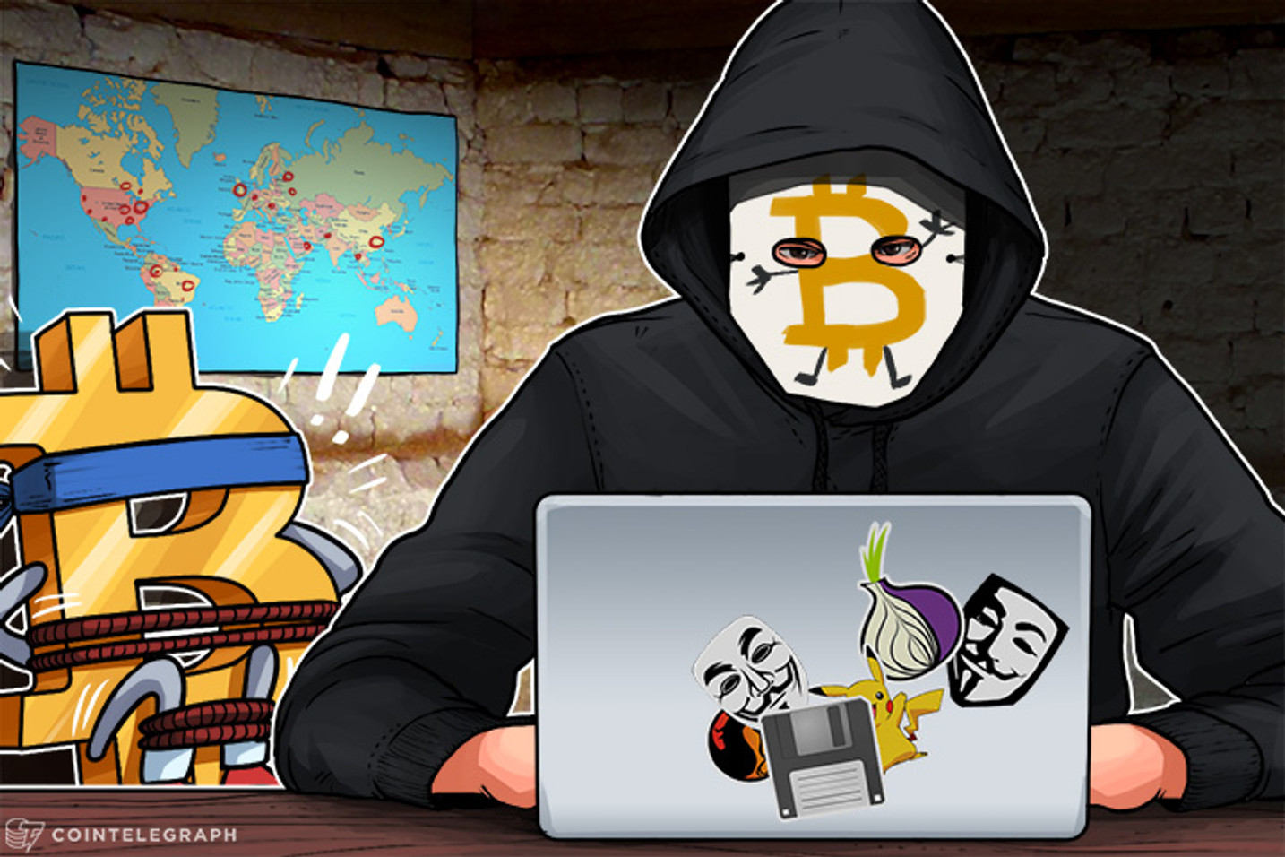 Bitcoin Becomes Media Scapegoat as NSA-Derived Ransomware Hits 99 Countries
