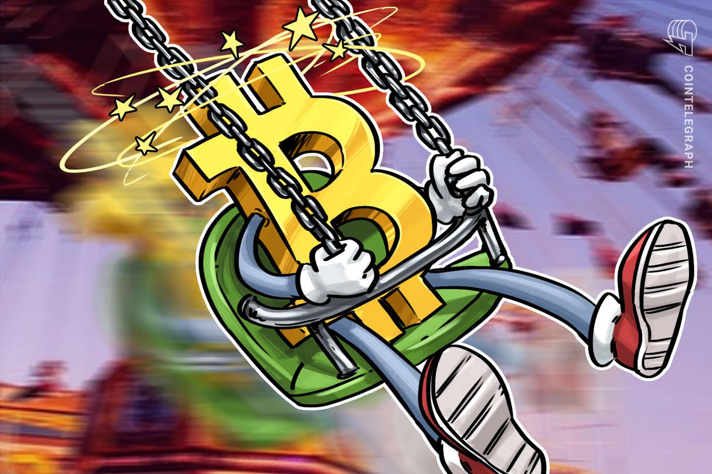 Bitcoin baixa dos $ 7 mil em meio a uma correção de preço no mercado