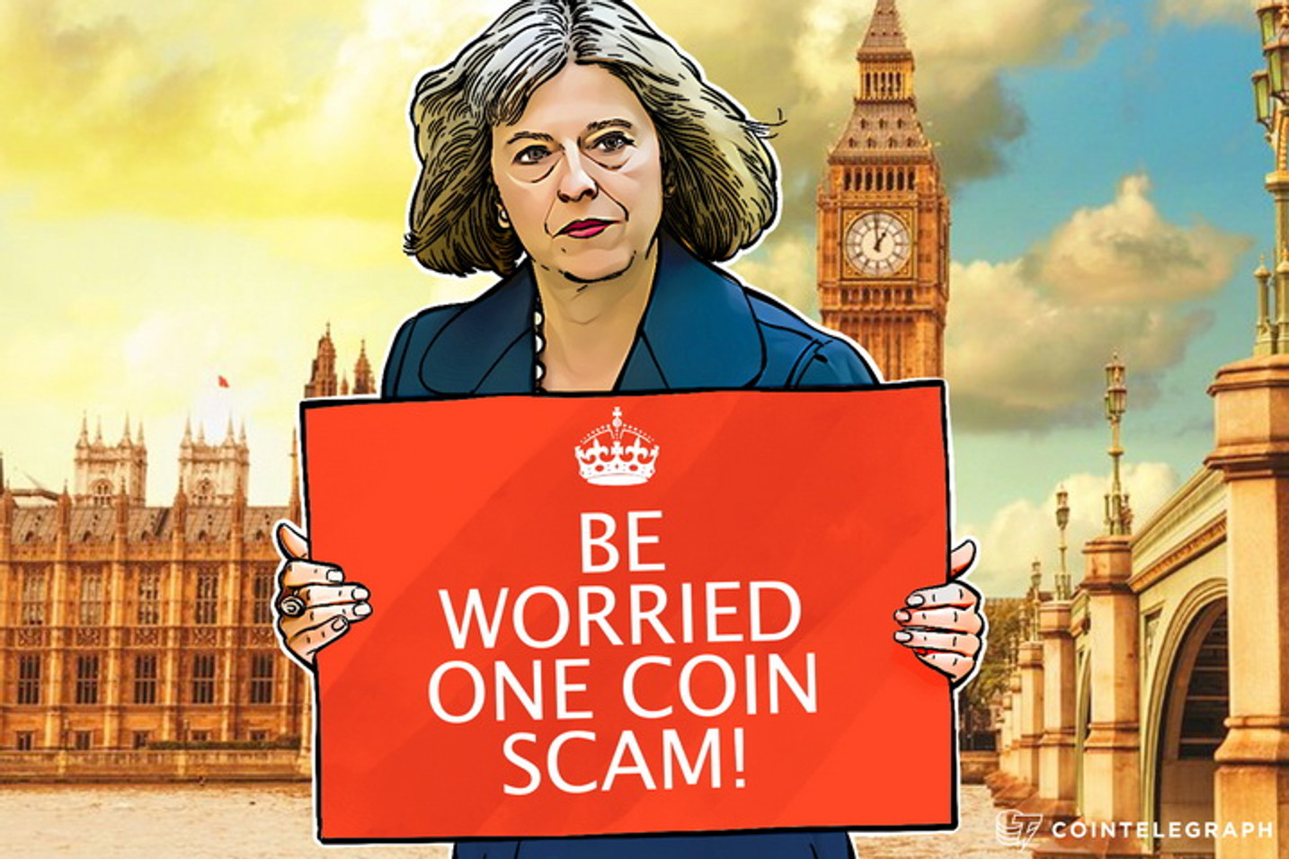 UK Financial Conduct Authority Issues Warning Against OneCoin