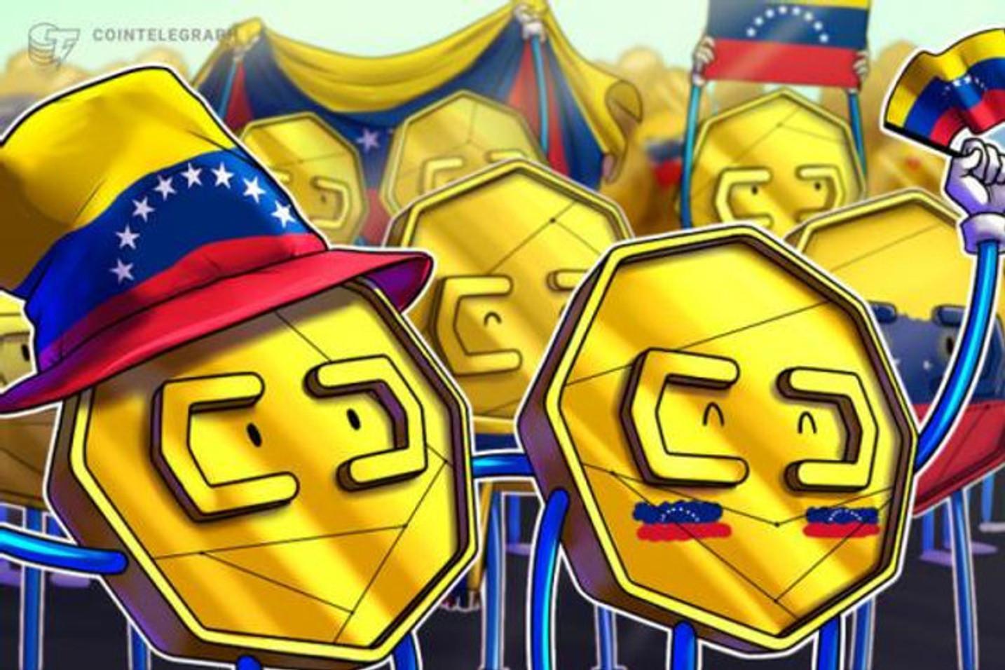 Venezuela dispone de TDD VISA prepagada con criptomonedas