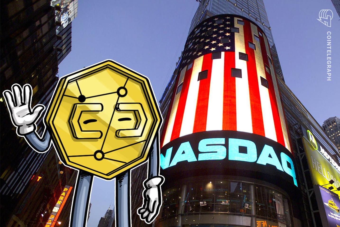 ナスダックが投資家向けに仮想通貨の価格予想データの提供強化へ 欧州データプロバイダーと連携