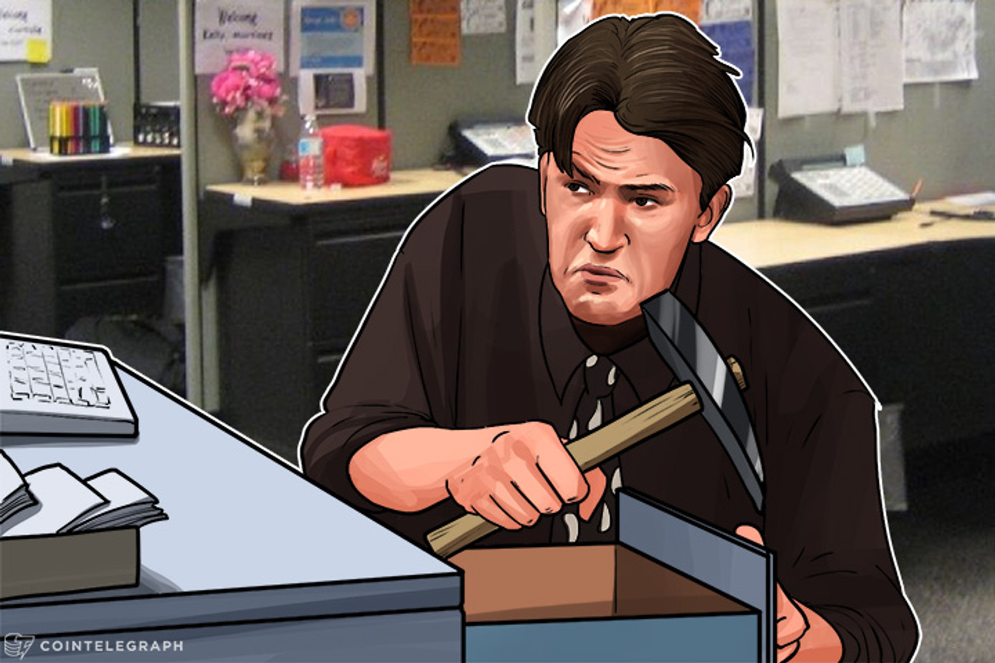 New York City Government Punishes Employee For Mining Bitcoin at Work