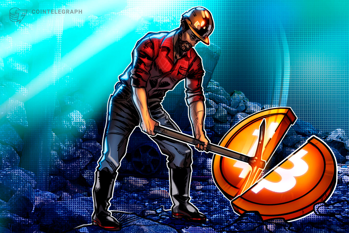 Did BTC Miners Crash Bitcoin Price With 51 Days Before the Halving?