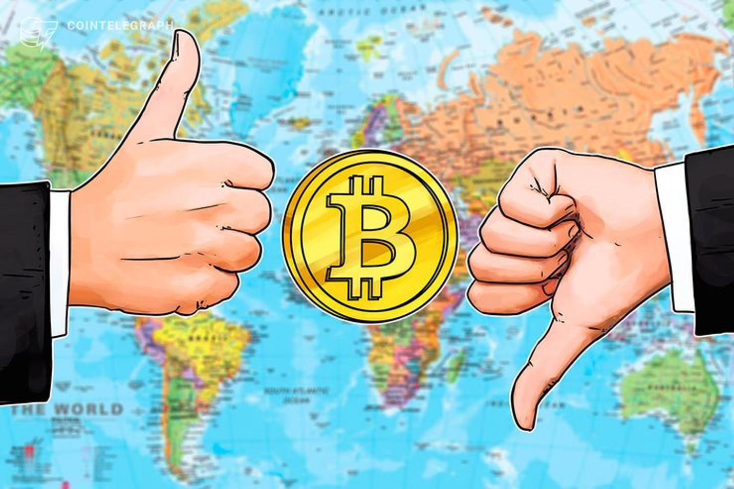 El Banco de España publicó un informe que cuestiona características del Bitcoin
