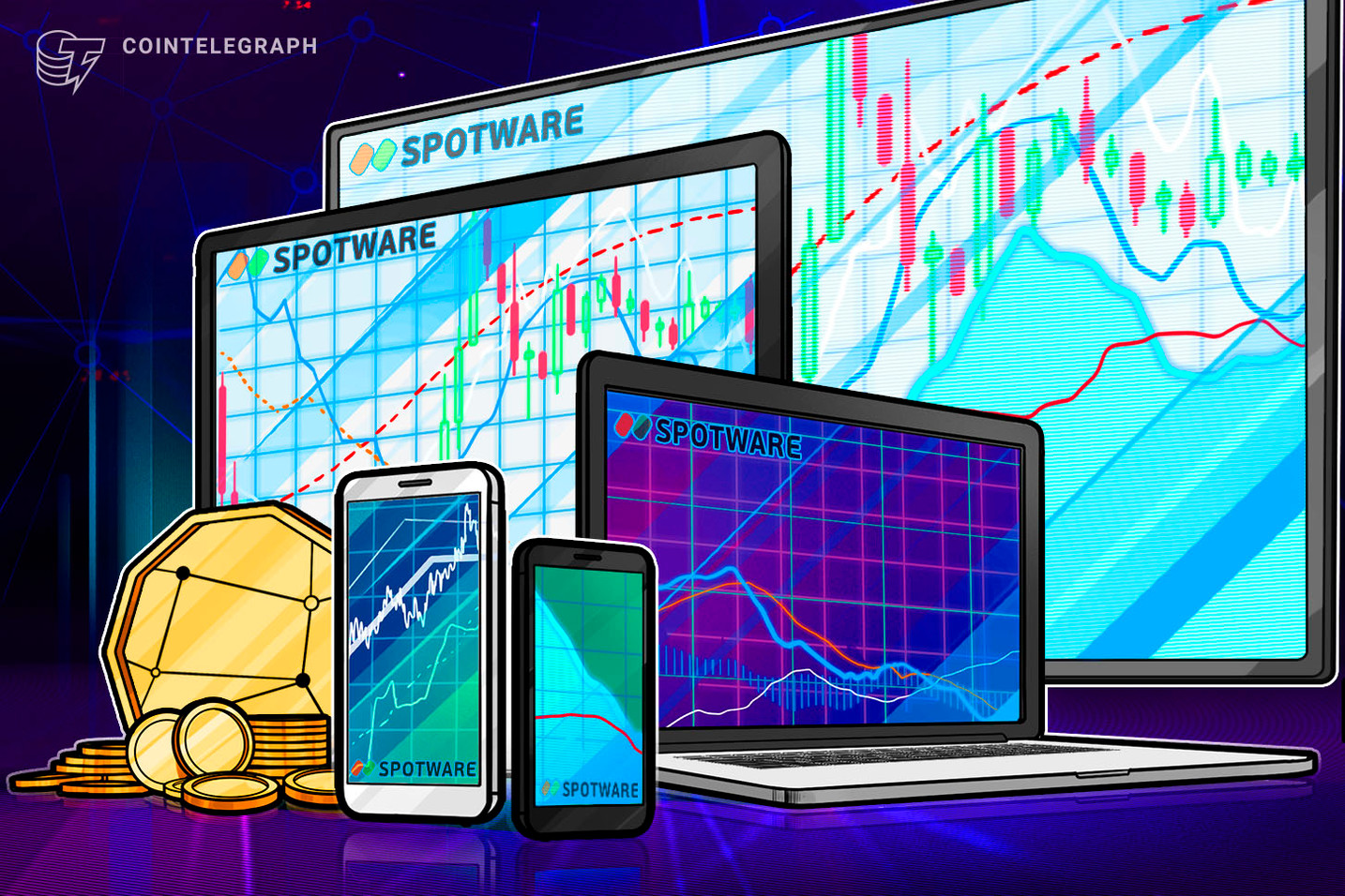 New Platform Allows Businesses to Launch Their Own Cryptocurrency Exchange