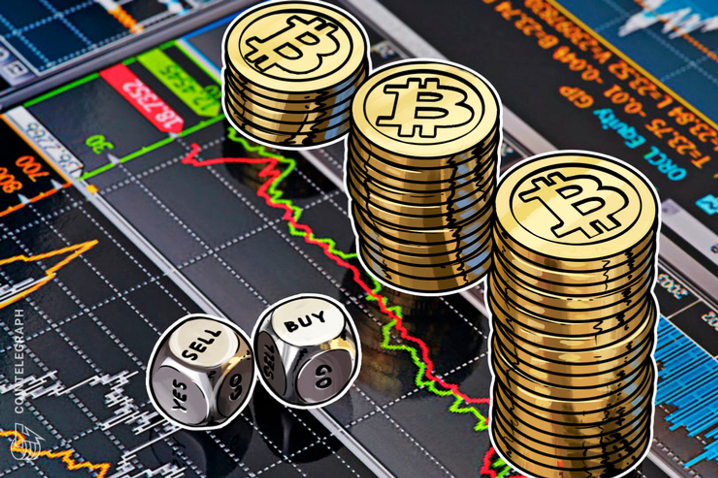 Mercado financeiro tem dia de alta; ações da Cielo derretem e BTC tem novo teste em US$ 10.000