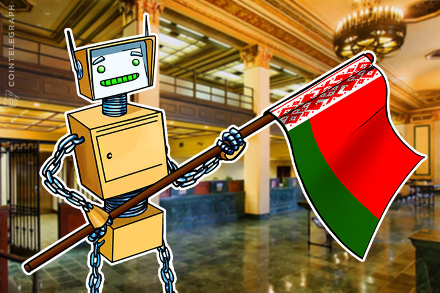 Belarus Stakes On Blockchain, Cryptocurrency in View of Inviting International Funds