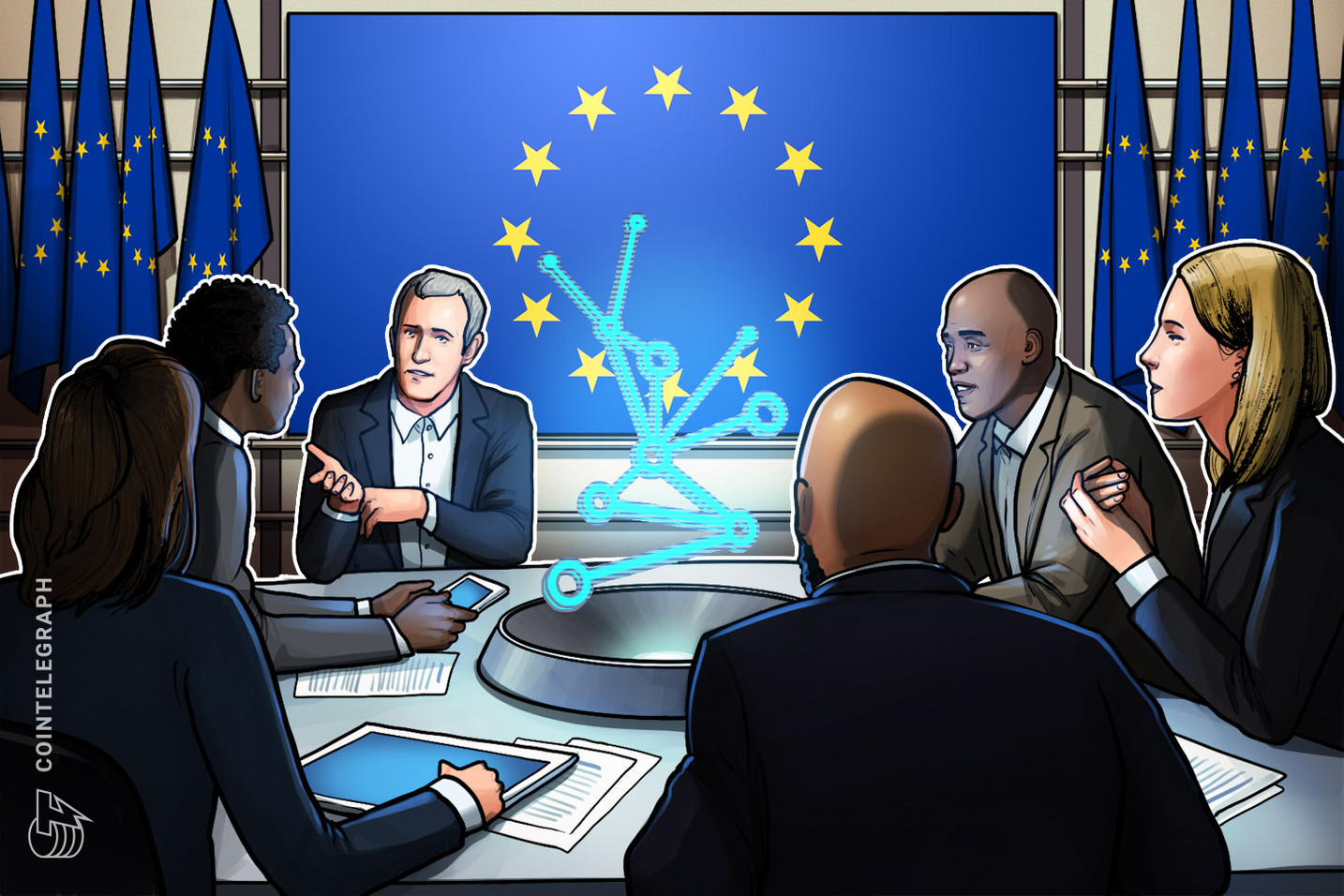 EU to Increase Access to High-Quality Data for Blockchain, AI Projects