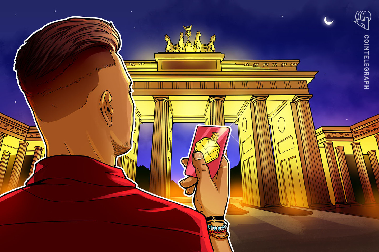 2019: A Berlin Odyssey — 7 Days of Crypto-Living on ETH Debit Card
