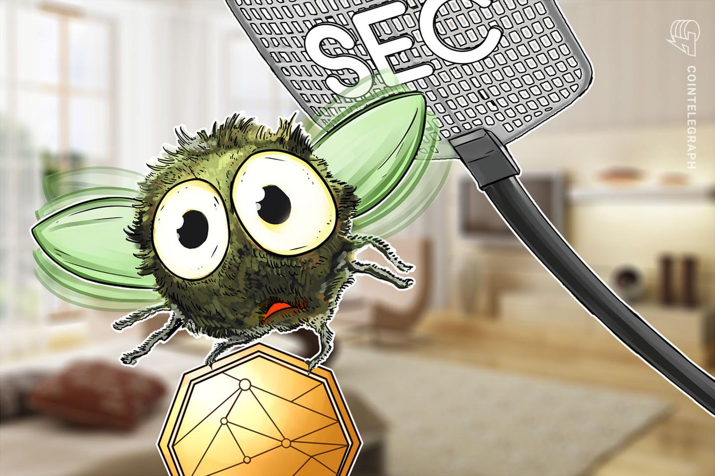 SEC dos EUA aplica multa de US$ 16 milhões para empresa de criptomoedas 'não registrada'