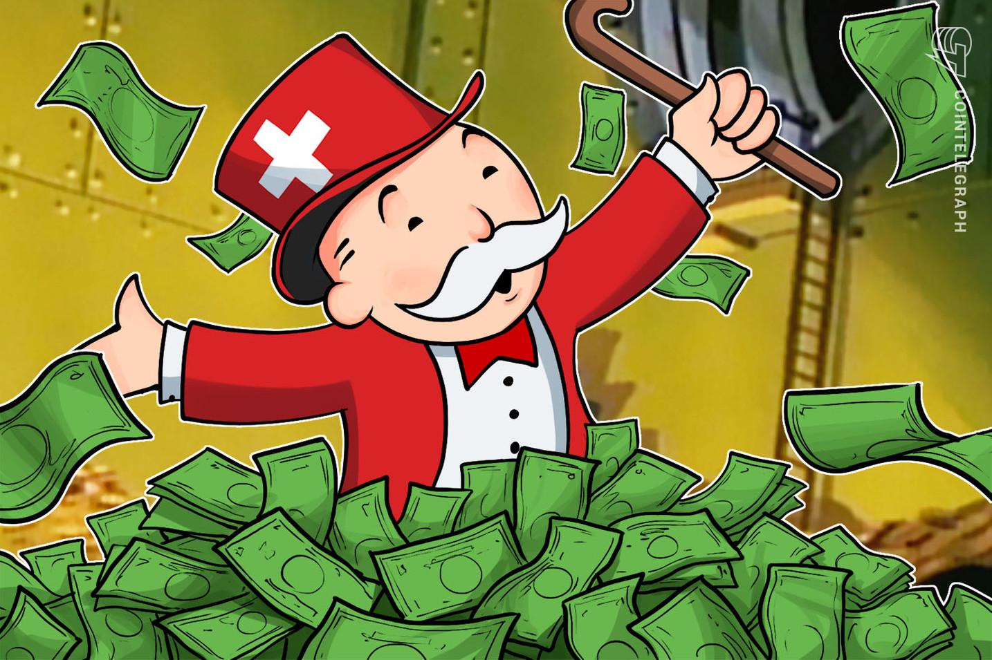 Krypto-Handel beschert Schweizer Onlinebank Swissquote sattes Gewinnplus