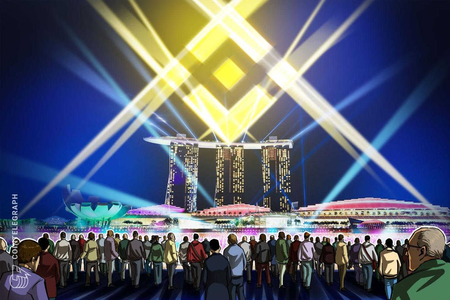 【速報】バイナンスの仮想通貨ー法定通貨取引所がシンガポールで正式にスタート