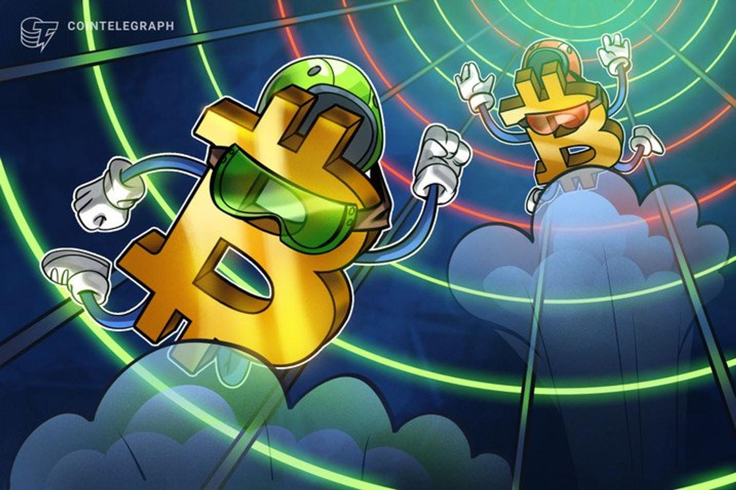 Fundador da BitcoinTrade diz que Bitcoin 'tem características que nenhum outro investimento possui'