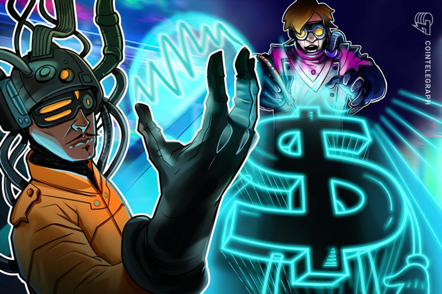 ¿Manipulación? Tether creó 1.000 millones de USDT en abril mientras que Bitcoin subió más del 22%