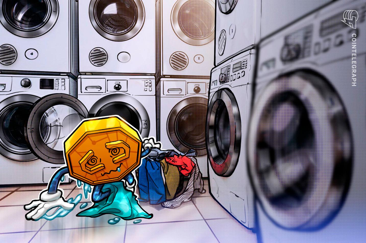 Riciclaggio crypto: quest'anno sono passati dagli exchange più di 1,4 miliardi di dollari