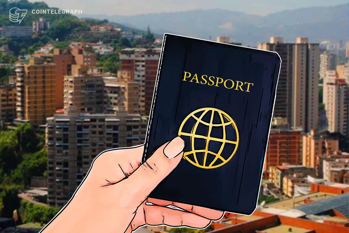 """فنزويلا تفرض دفع رسوم جوازات السفر في فنزويلا بالعملة المشفرة المثيرة للجدل """"بترو"""""""