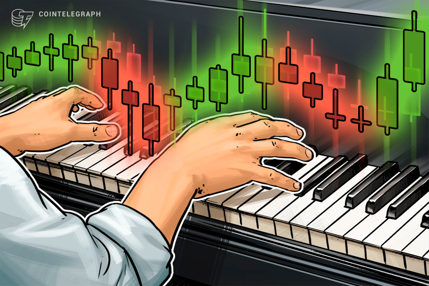 Crypto Markets Slightly Down After Week Of Growth