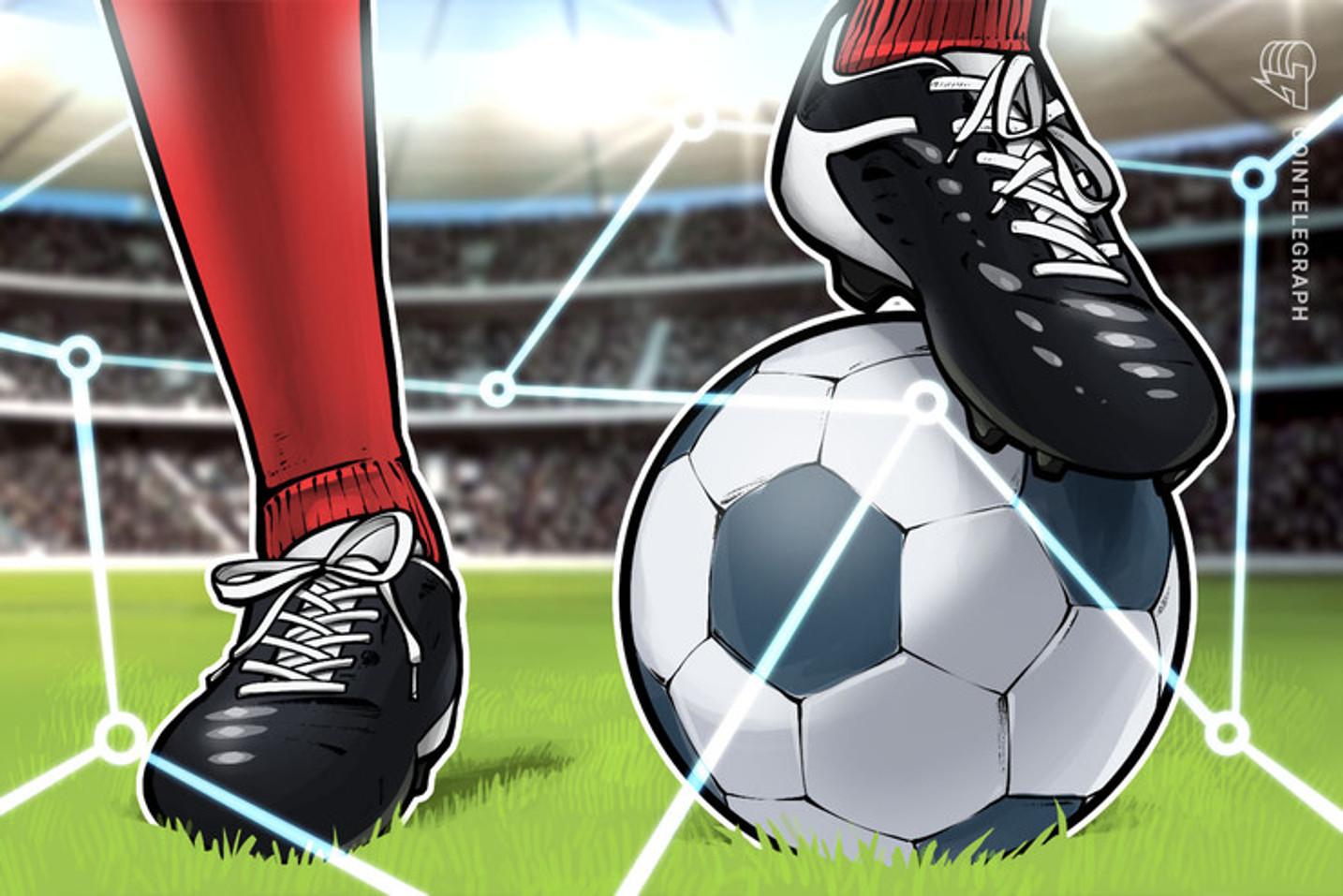 Exchange Ripio promove Bitcoin durante jogo da Seleção Brasileira de futebol contra o Qatar
