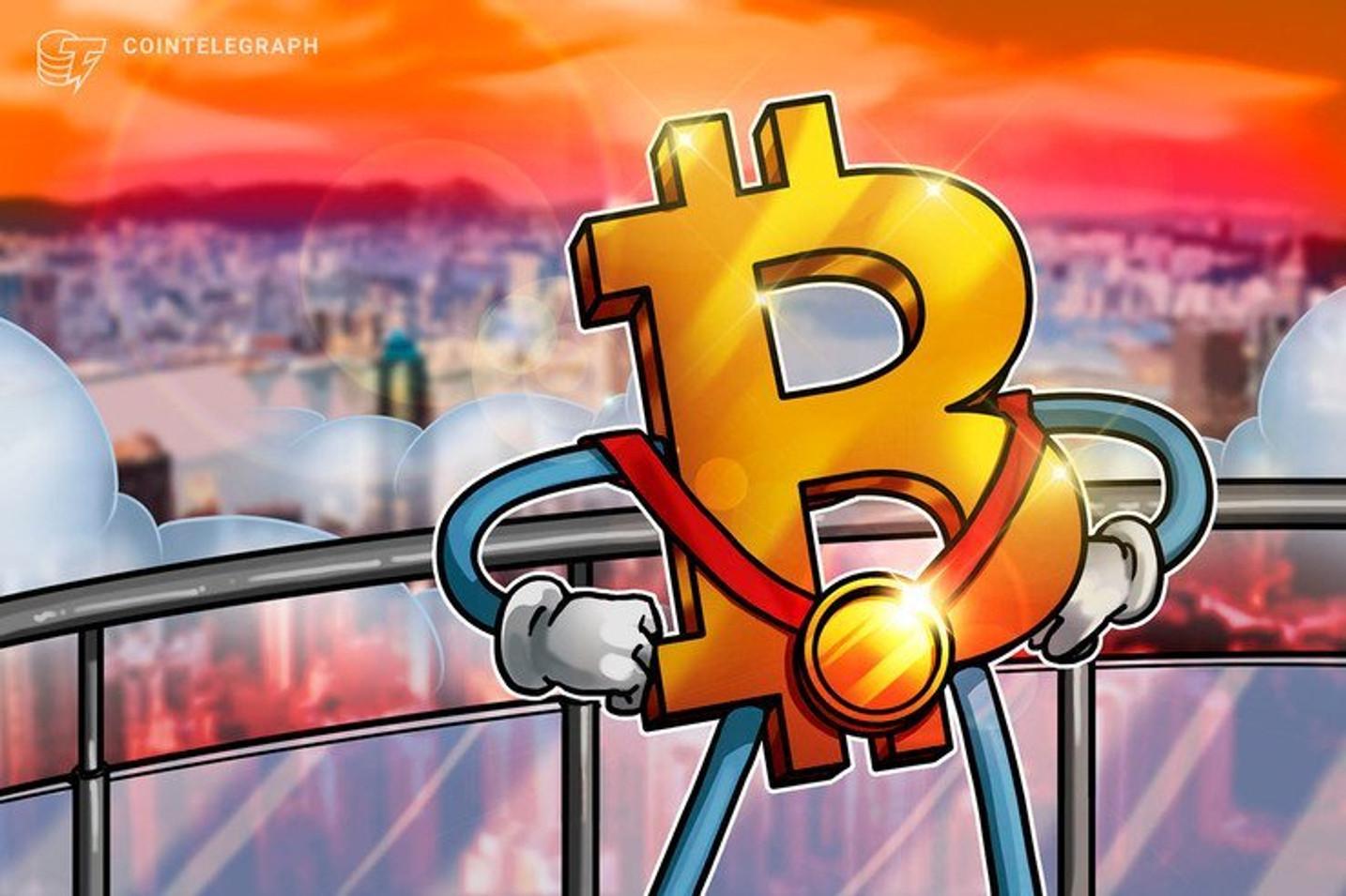 'Bitcoin deveria ser visto como um seguro contra catástrofes', afirma trader veterano Peter Brandt