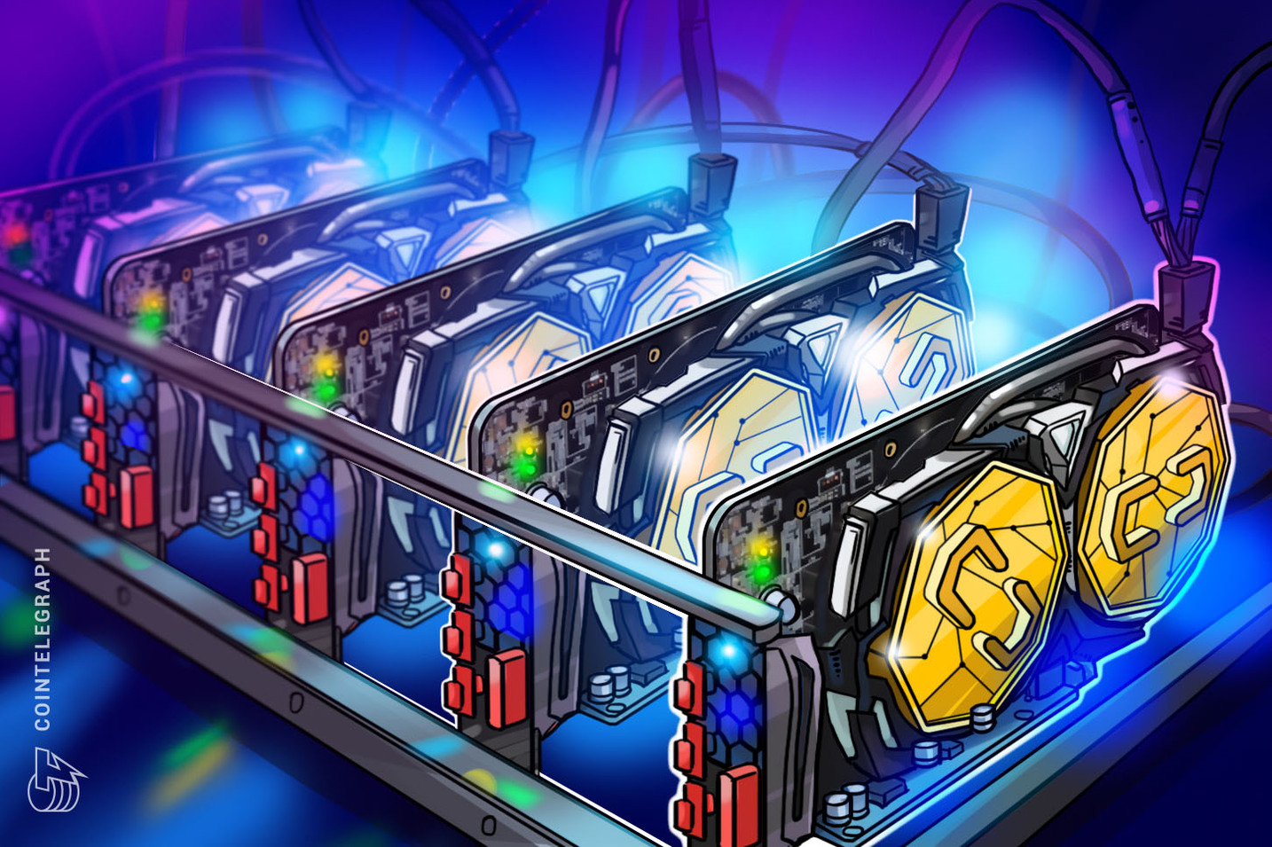 How the Video Card Industry Learned to Love Crypto Mining