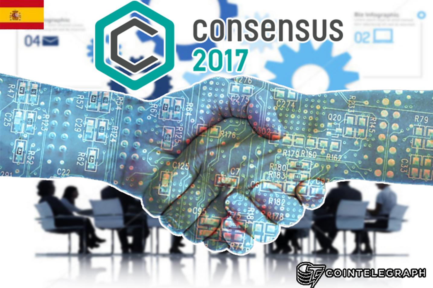Consensus 2017 - Resumen: paneles y discusiones sobre Blockchain