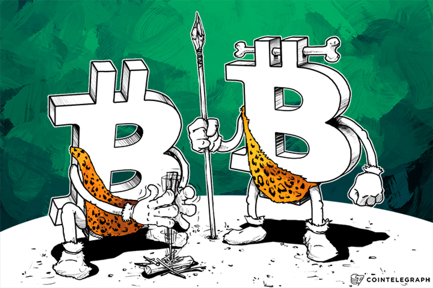 Why Bitcoin Should Fork Like a Hunter-Gatherer Tribe (Op-Ed)