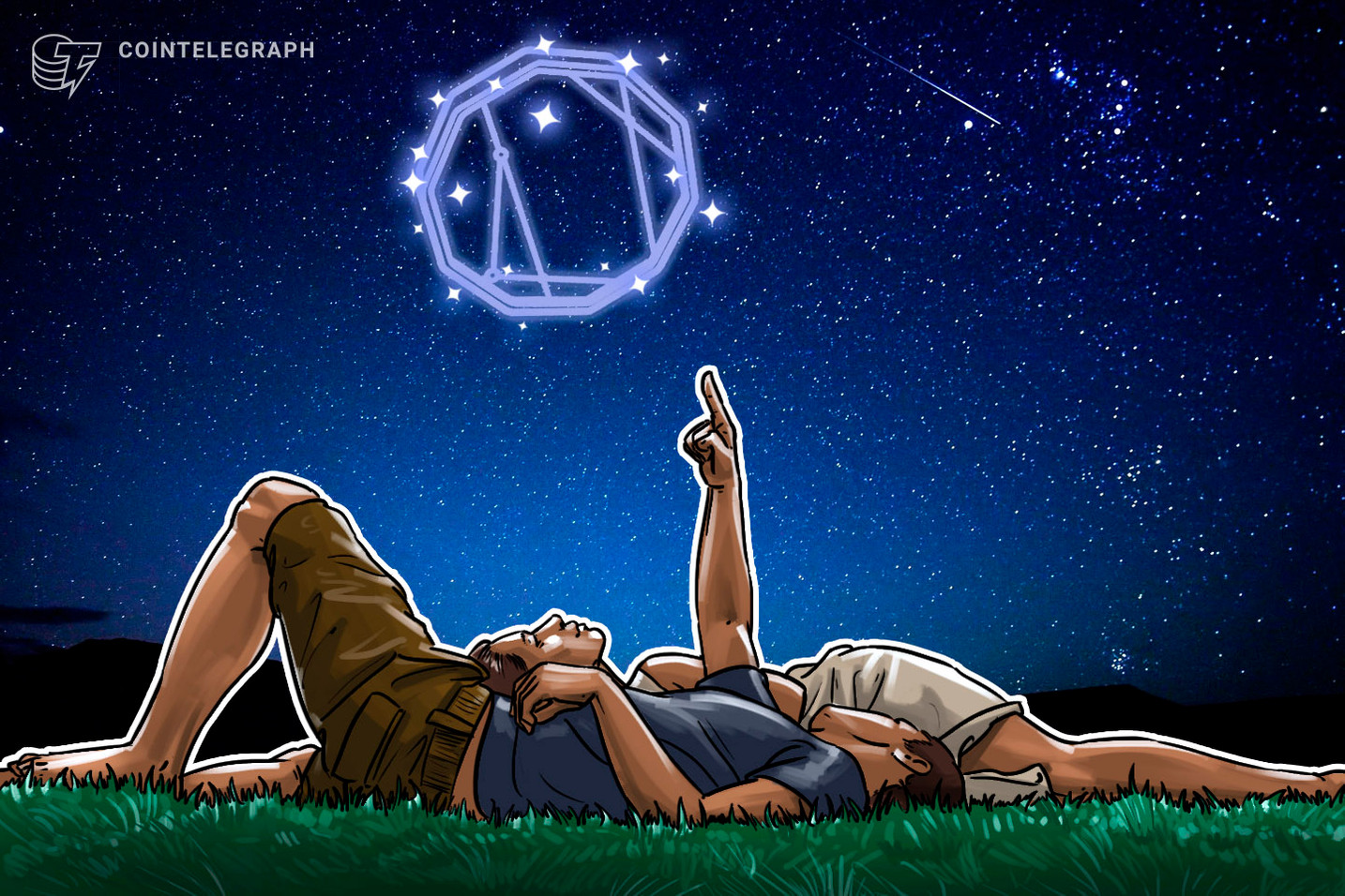 Blockchain Project Aims to Apportion and Tokenize the Moon