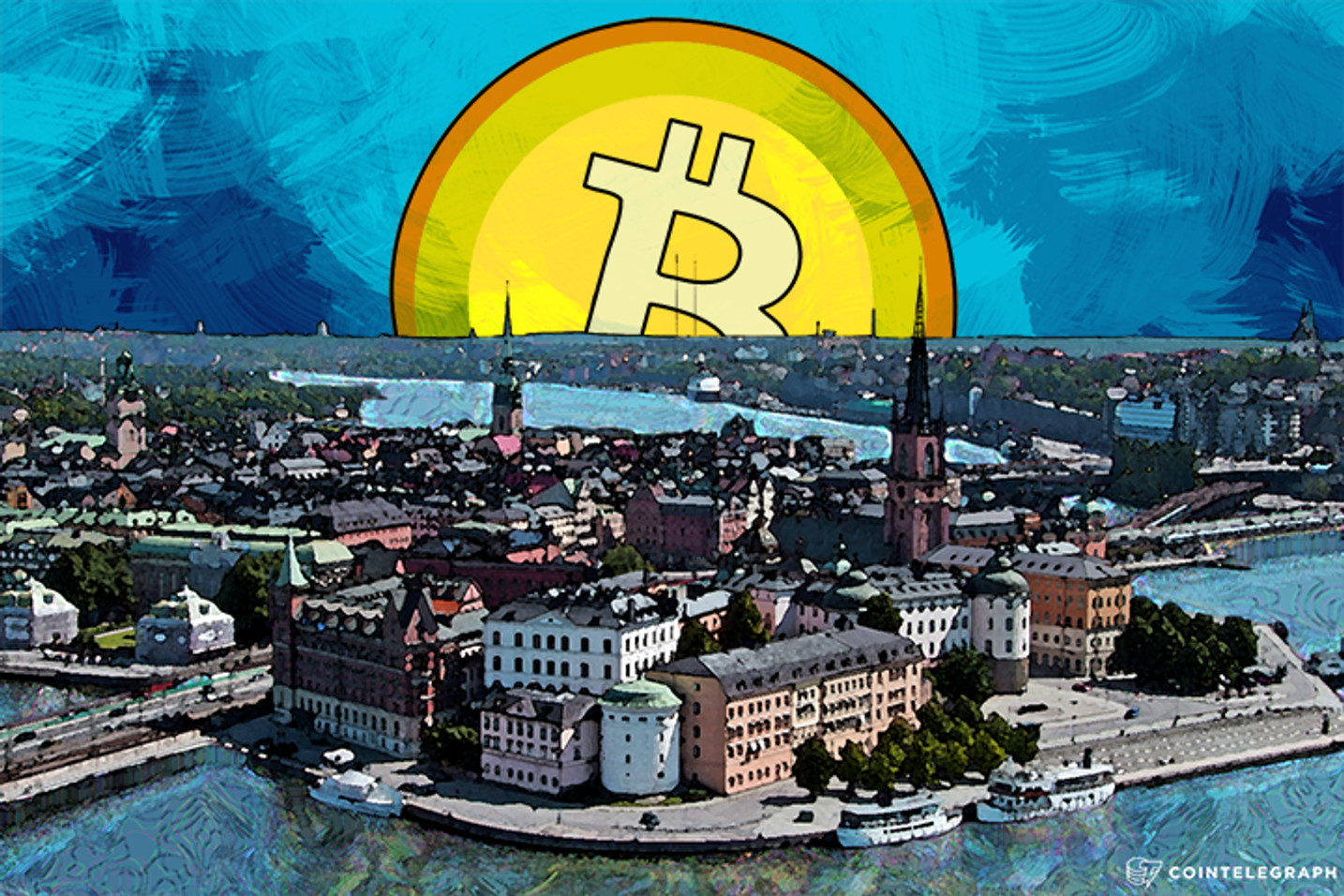 World's Biggest Consumer-Oriented Bitcoin Event Coming to Stockholm