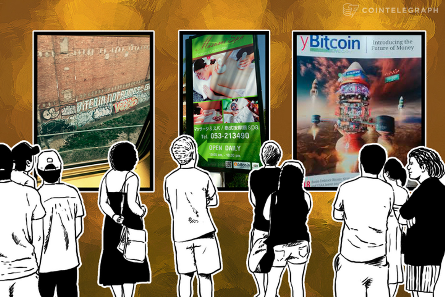 This Week's Bit Pics: Crypto Time Capsule, $1000 Tip, Bits on the Strip