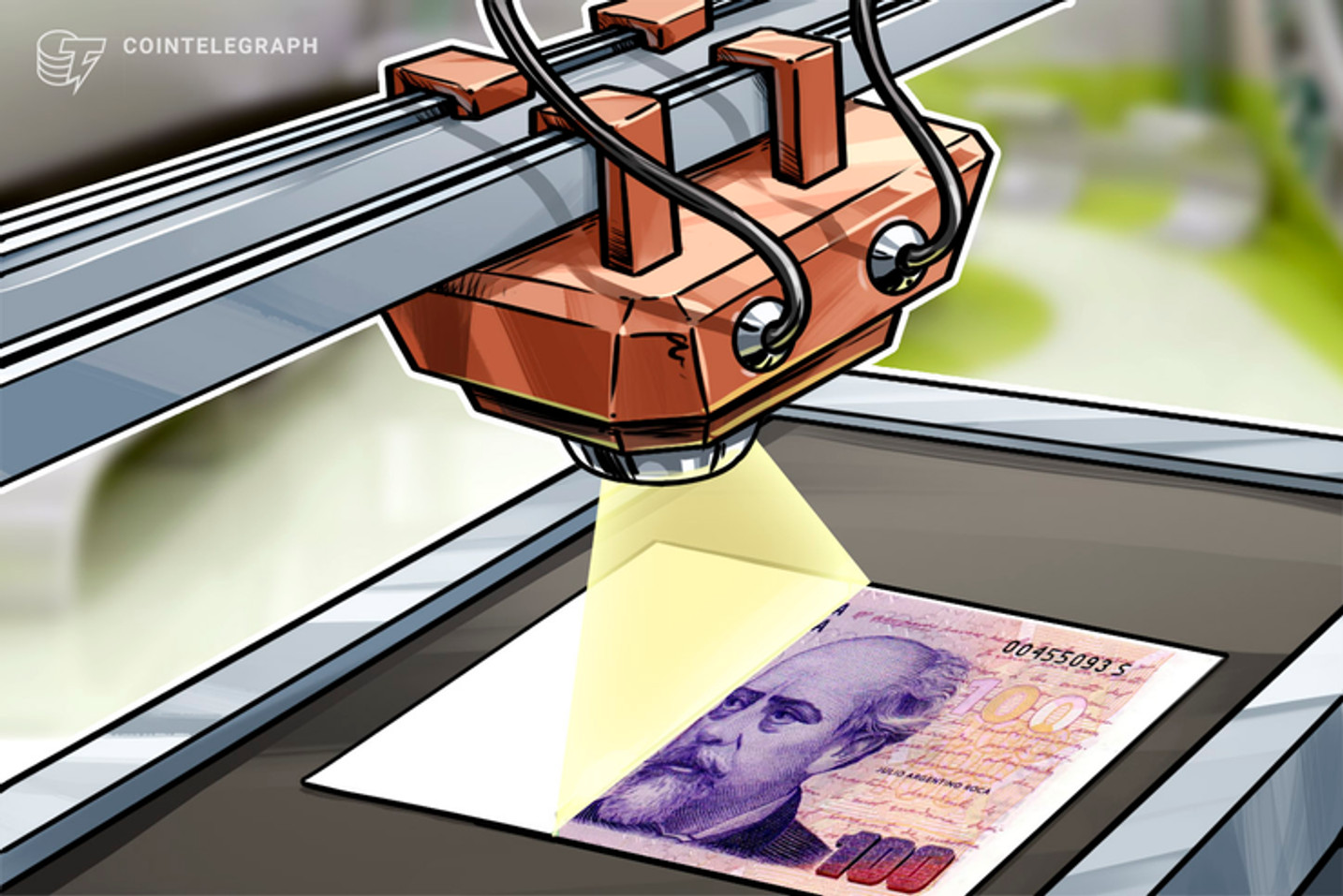 La emisión monetaria en Argentina es la mayor de los últimos 30 años