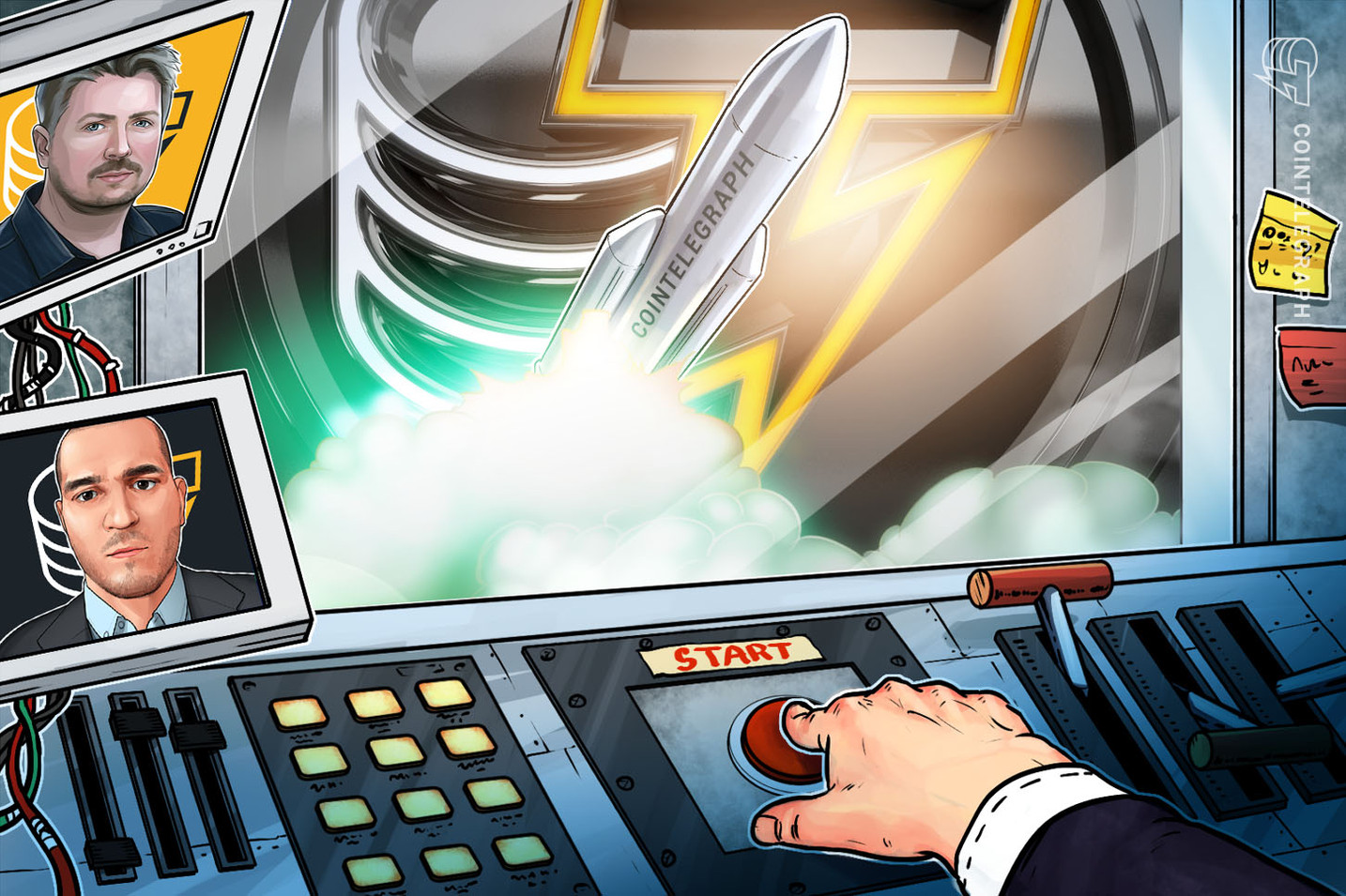 Cointelegraph promotes Jay Cassano to CEO, Jon Rice takes over as editor-in-chief