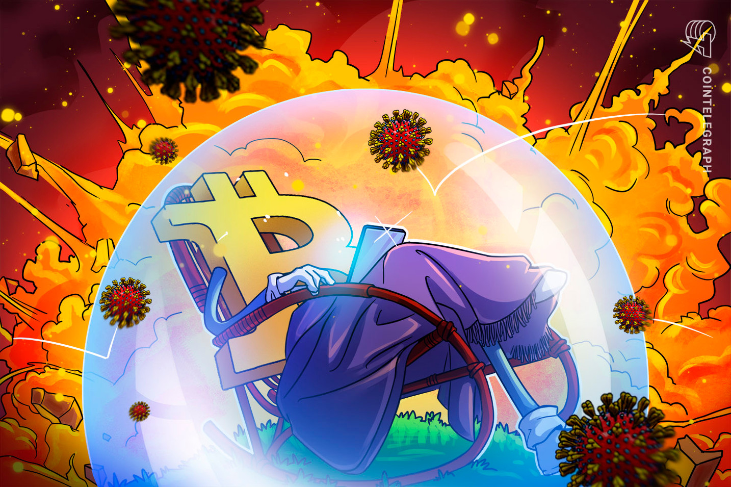 Coronavirus Has Put Bitcoin's Safe Haven Narrative to the Test