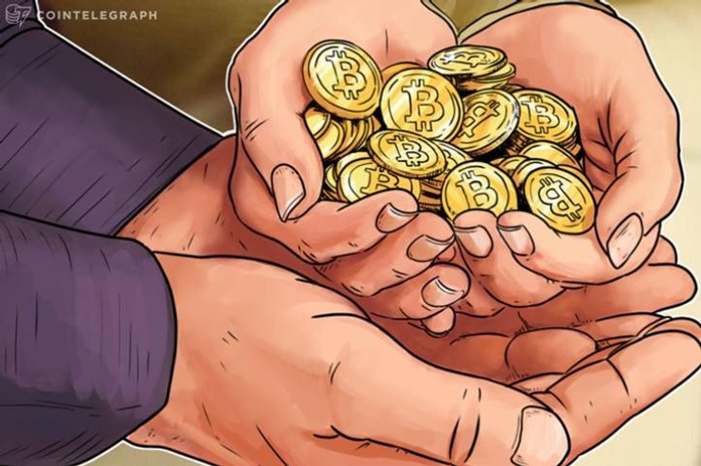 Investidor veterano Mark Mobius diz que está interessado em comprar Bitcoins