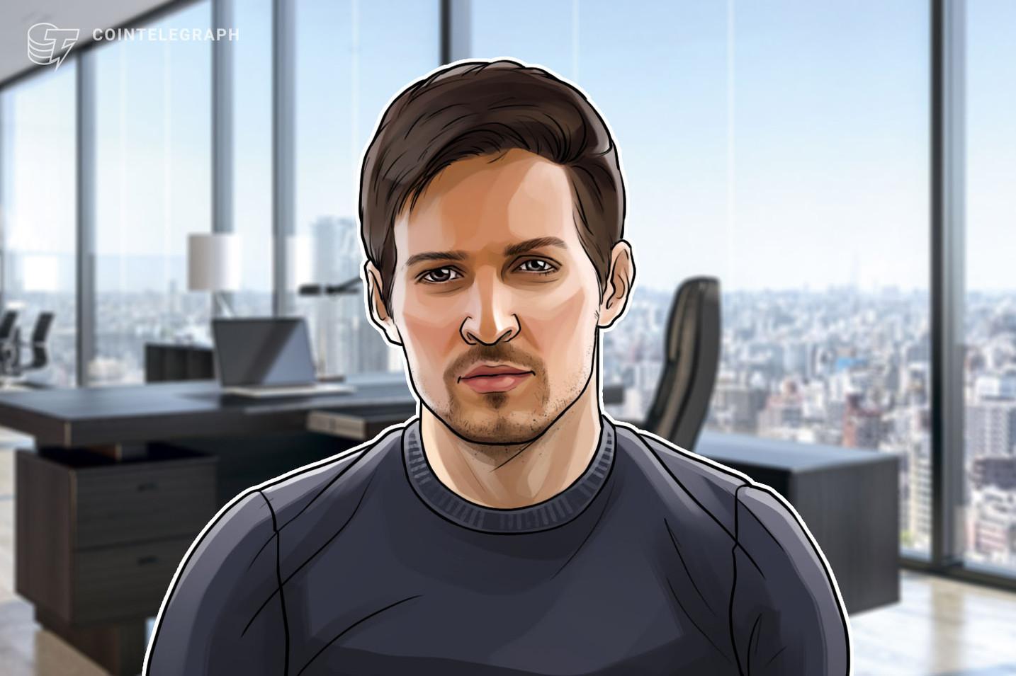 Pavel Durov critica Facebook per aver permesso la proliferazione di truffe crypto