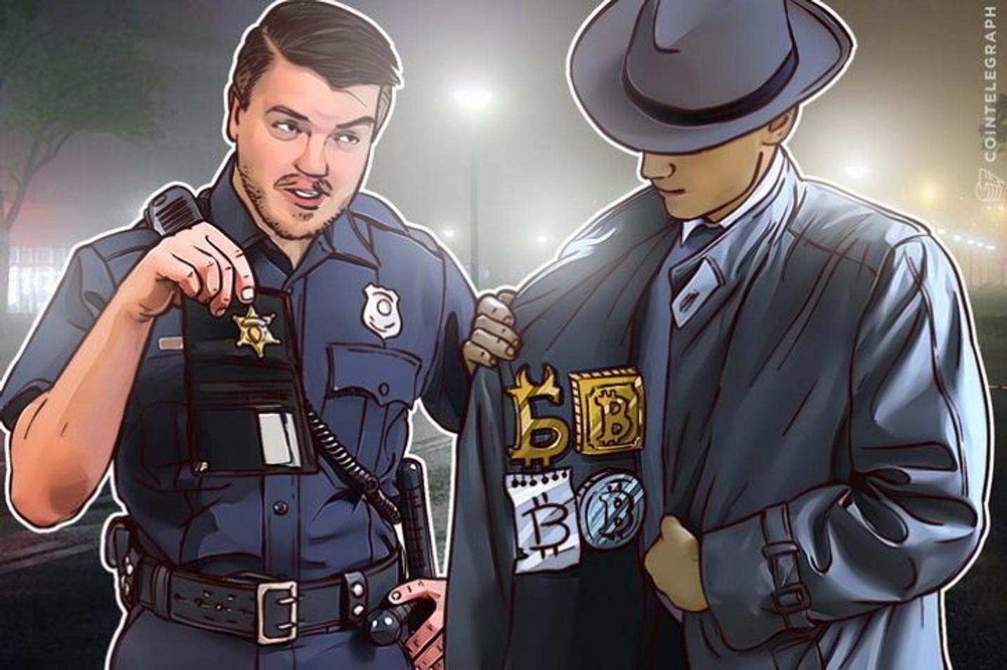 La Policía Belga Detiene a Dos Operadores de Casa de Bitcoin sin Licencia