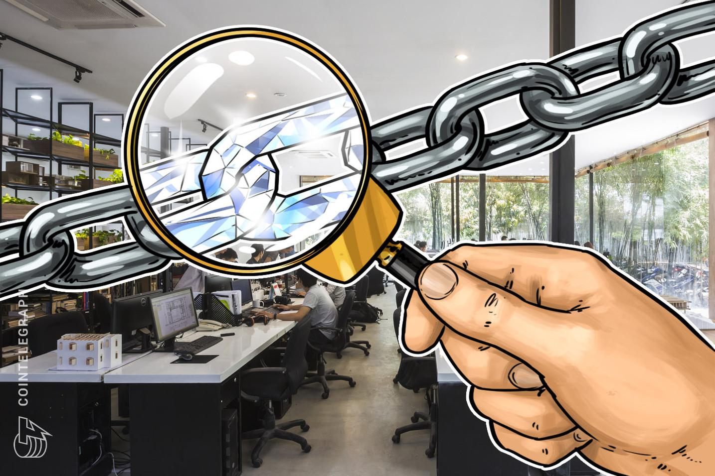 DHL anuncia parceria com a plataforma global blockchain de trade finance TradeIX