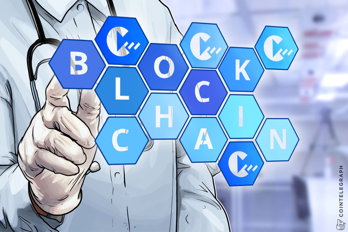 Camelot Consulting Group will Patientendaten mit Blockchain-Plattform managen