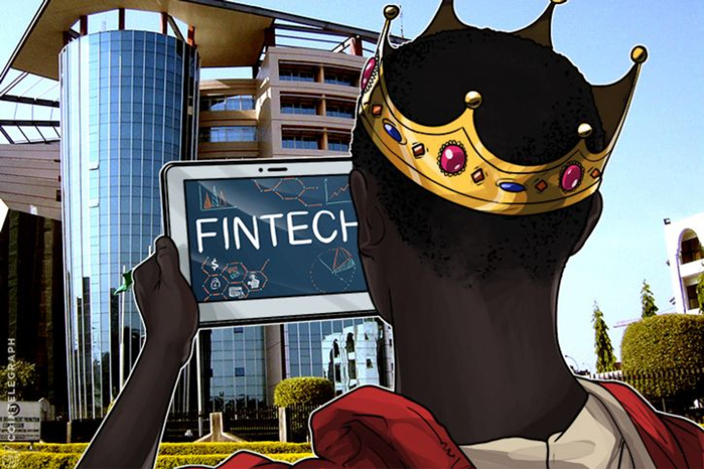 Governos e start-ups fazem parceria efetiva para desenvolver o Blockchain na Nigeria