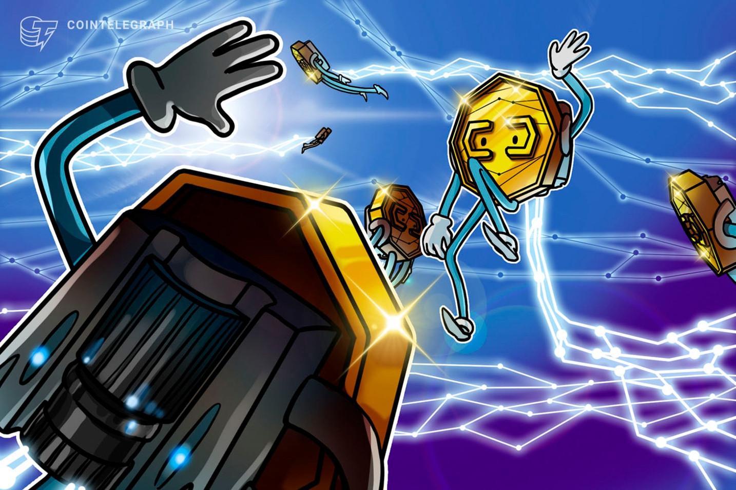 仮想通貨相場、主要アルトコインが主導 SEC罰金でもEOSが高騰 |ビットコインは8500ドル回復間近