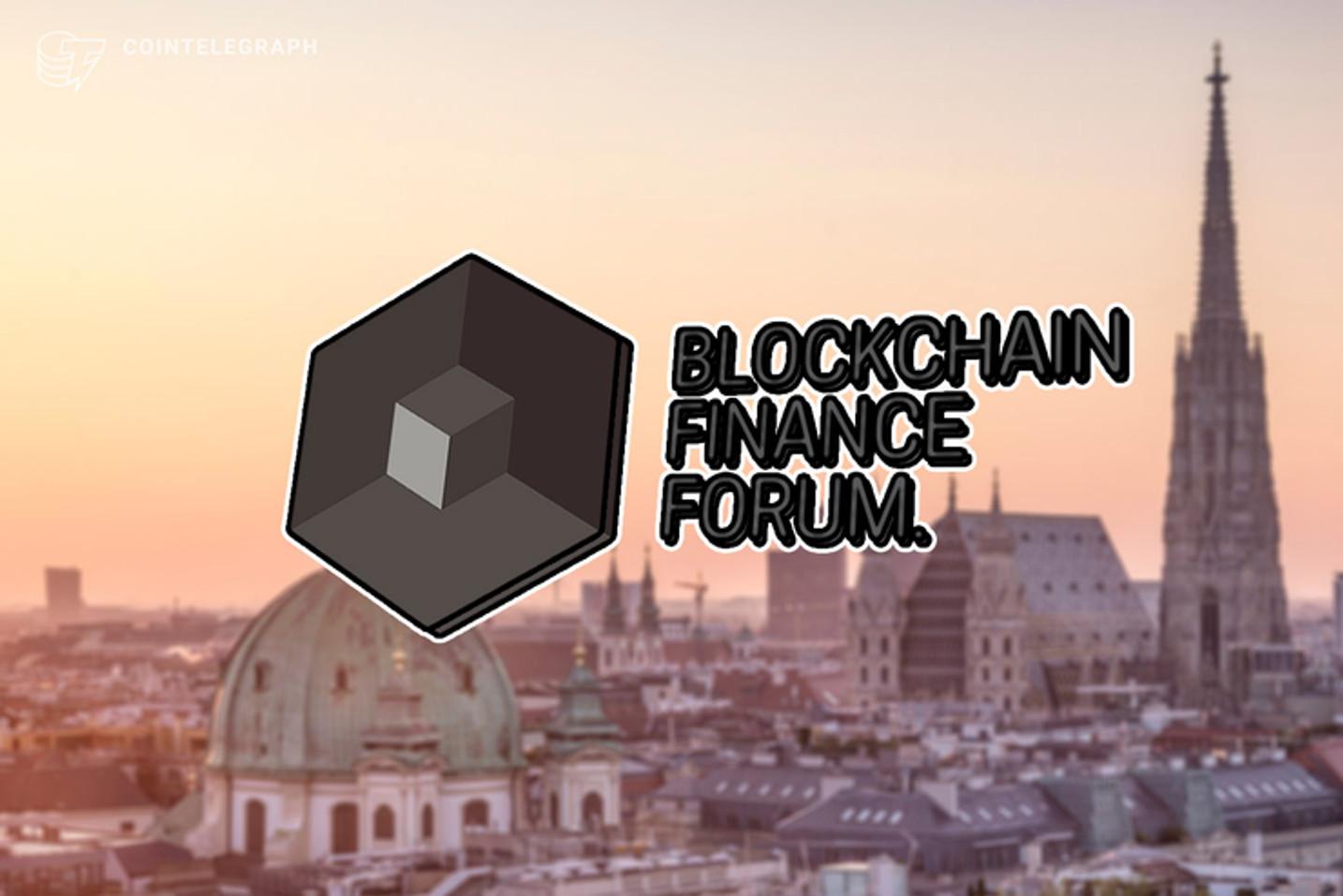 Blockchain Finance Forum versammelt die Finanzwelt in Wien