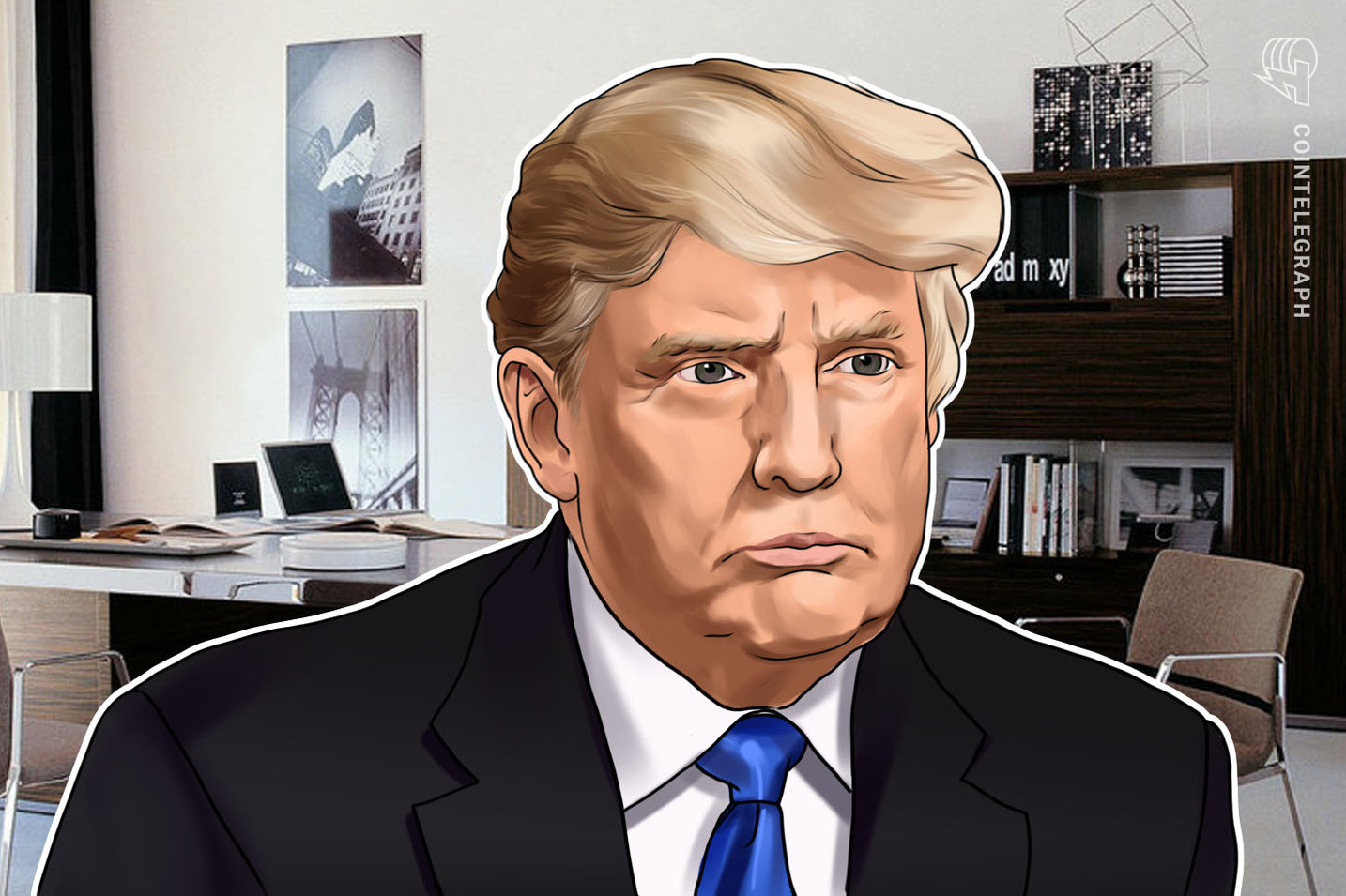 You Can Now Use Cryptocurrency to Trade 'TRUMP-2020' Futures