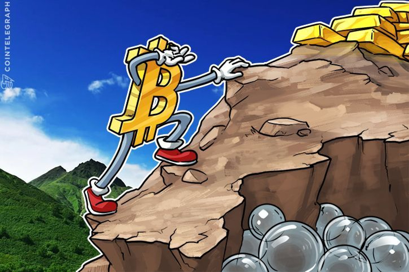元ゴールドマンのビリオネア投資家「ビットコインは年末10000ドル」イーサも高値更新へ