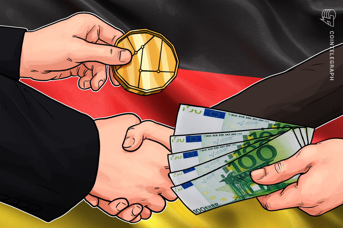 Survey: Younger Germans More Inclined to Invest in Cryptocurrencies