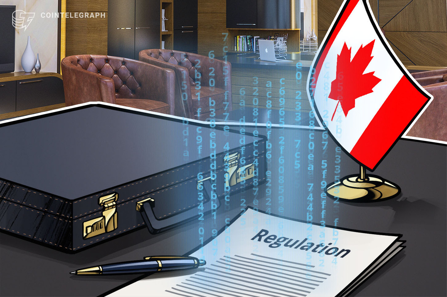 Regulador canadense estabelece novas regras para exchanges de criptomoedas