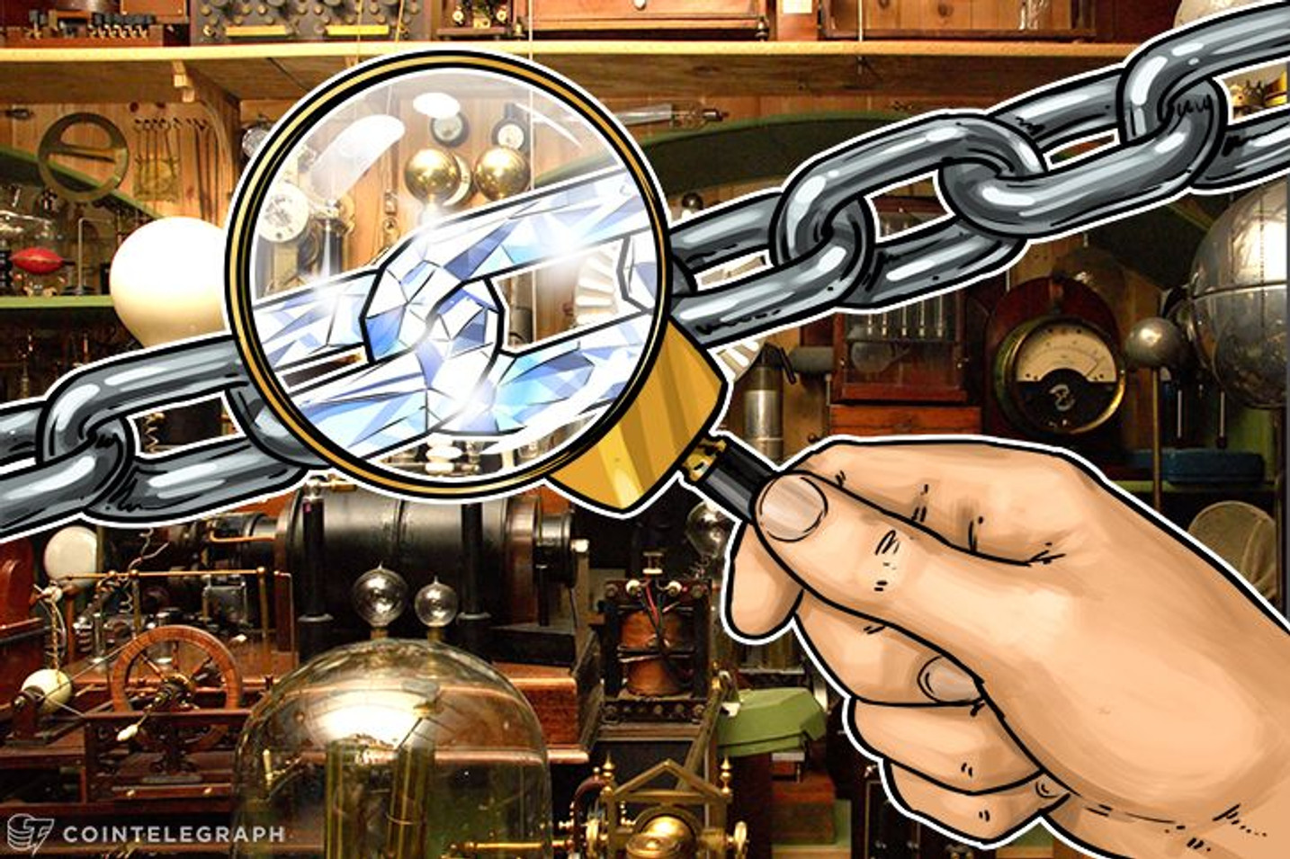 China: Stock Exchange Halts Company's Trading To Investigate Its Relevance To Blockchain
