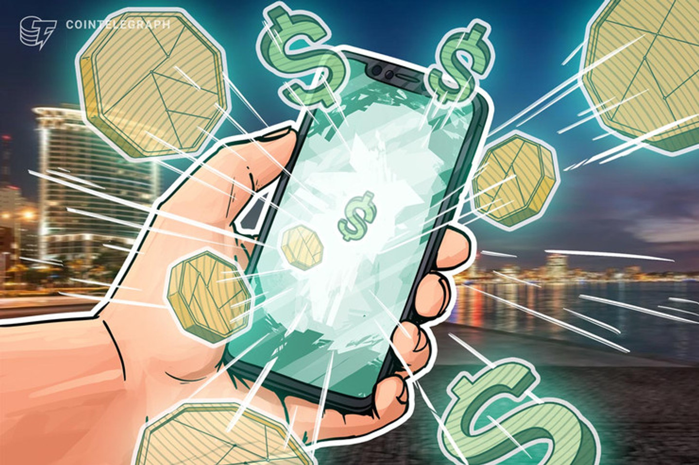 Usuarios de Claro Brasil podrán recargar saldo a sus teléfonos celulares utilizando criptomonedas 'minadas en la nube'