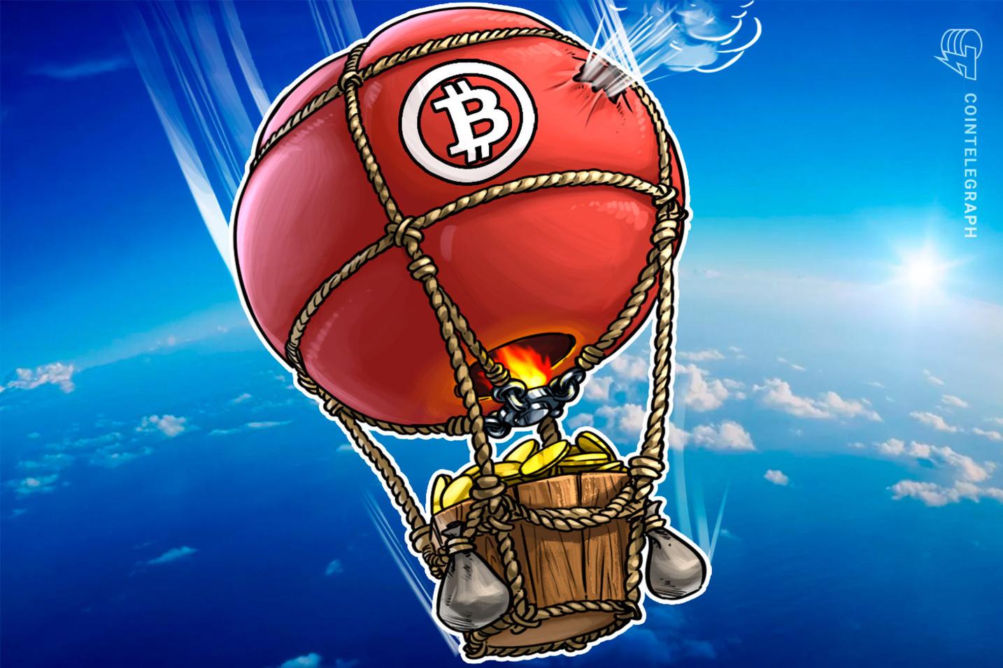 過去の経験を知るものは売っていない?去年11月の仮想通貨ビットコイン購入者、先週の急落時も保有継続【ニュース】