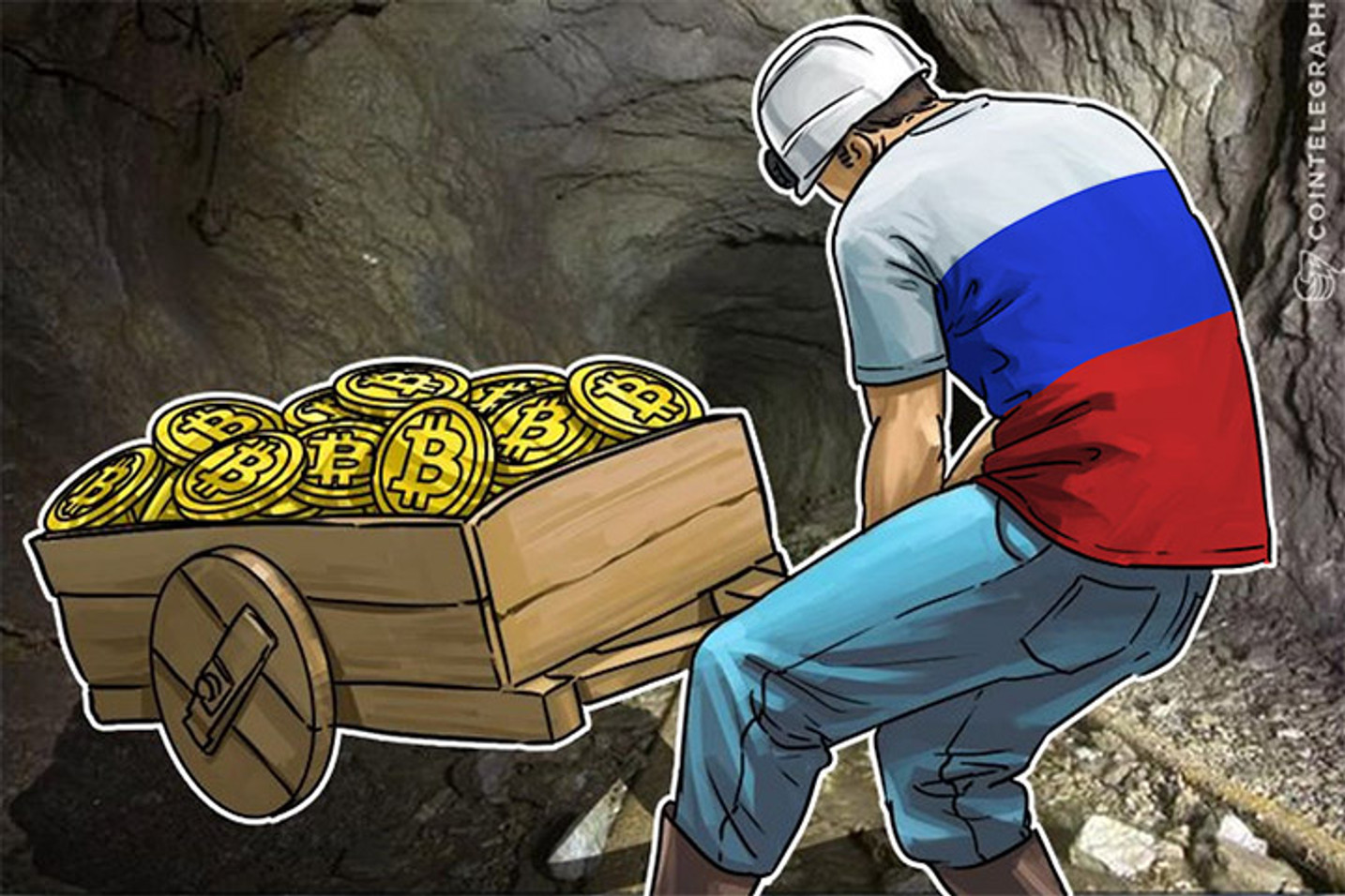 Gobierno ruso planea subsidiar costos eléctricos de minería Bitcoin